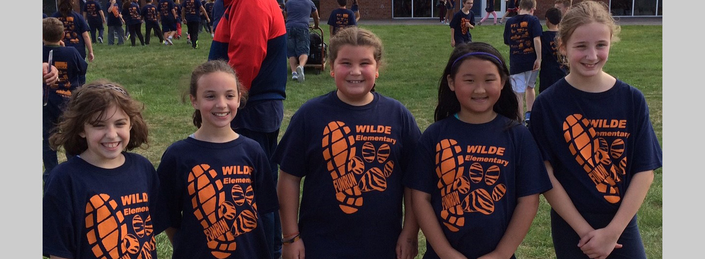 Wilde Elementary Fun Run