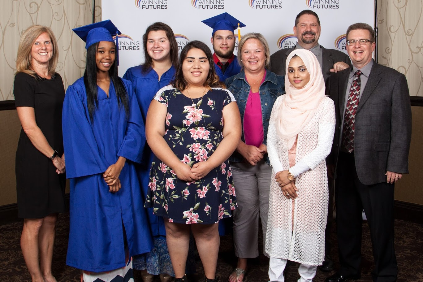 2018 Winning Futures Scholarship Recipients