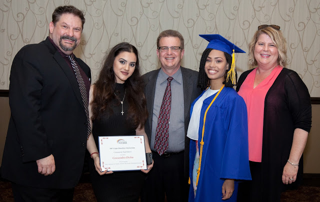 Winning Futures Scholarship Recipients