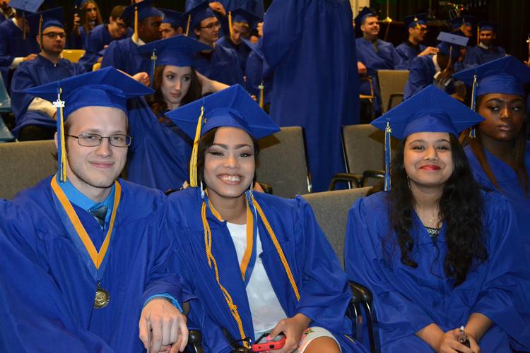 Graduation 2017 - The