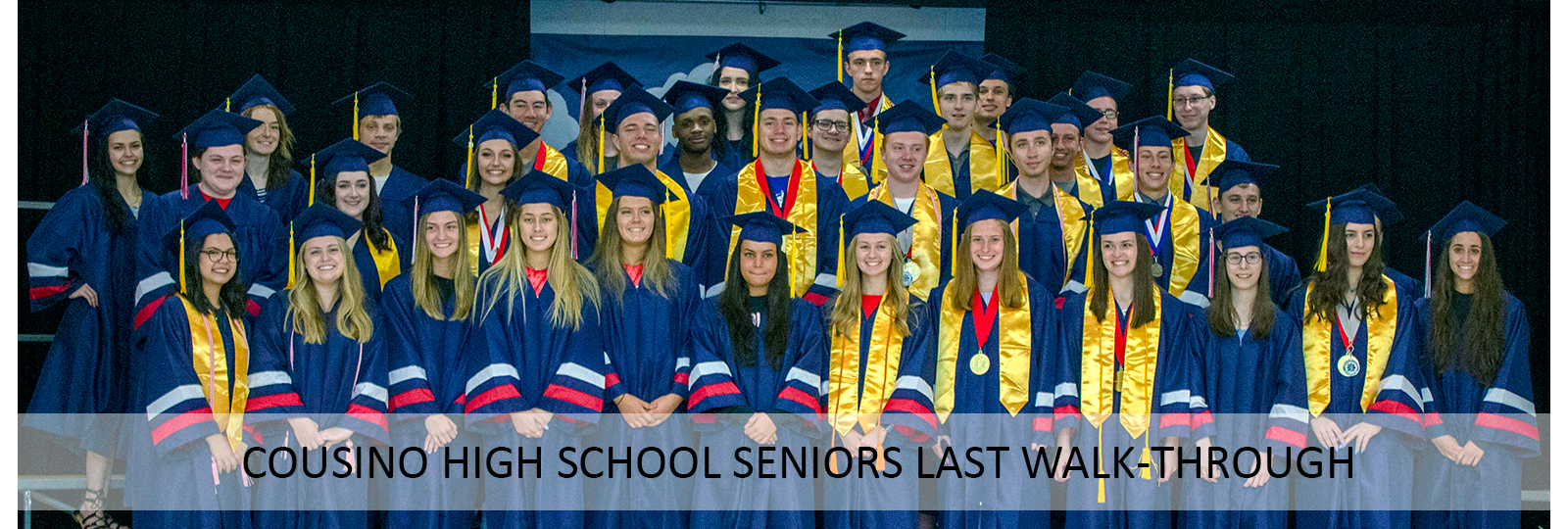 Cousino High School | Class of 2019