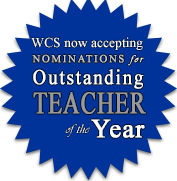 WCS Outstanding Teacher of the Year Awards