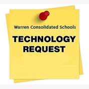 WCS Technology Request Survey