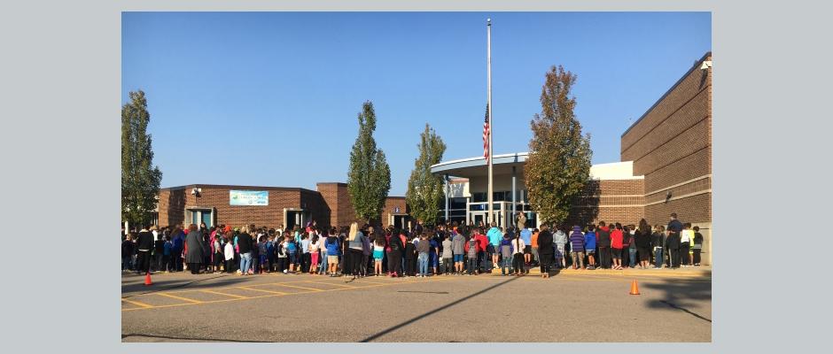 Jefferson Elementary School | Sterling Heights MI