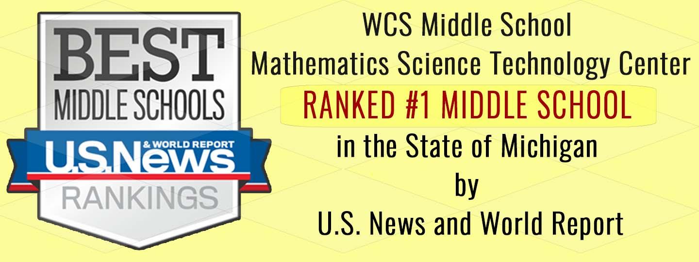 #1 Michigan Middle School