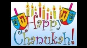 Hanukkah Coloring page
