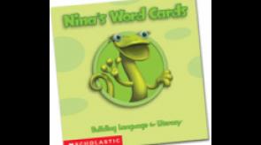 Nina's Word Cards