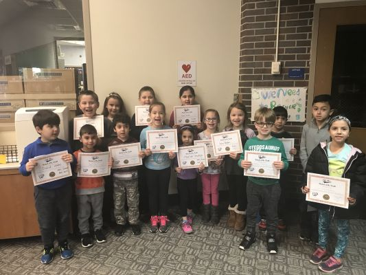 November Students of the Month 1