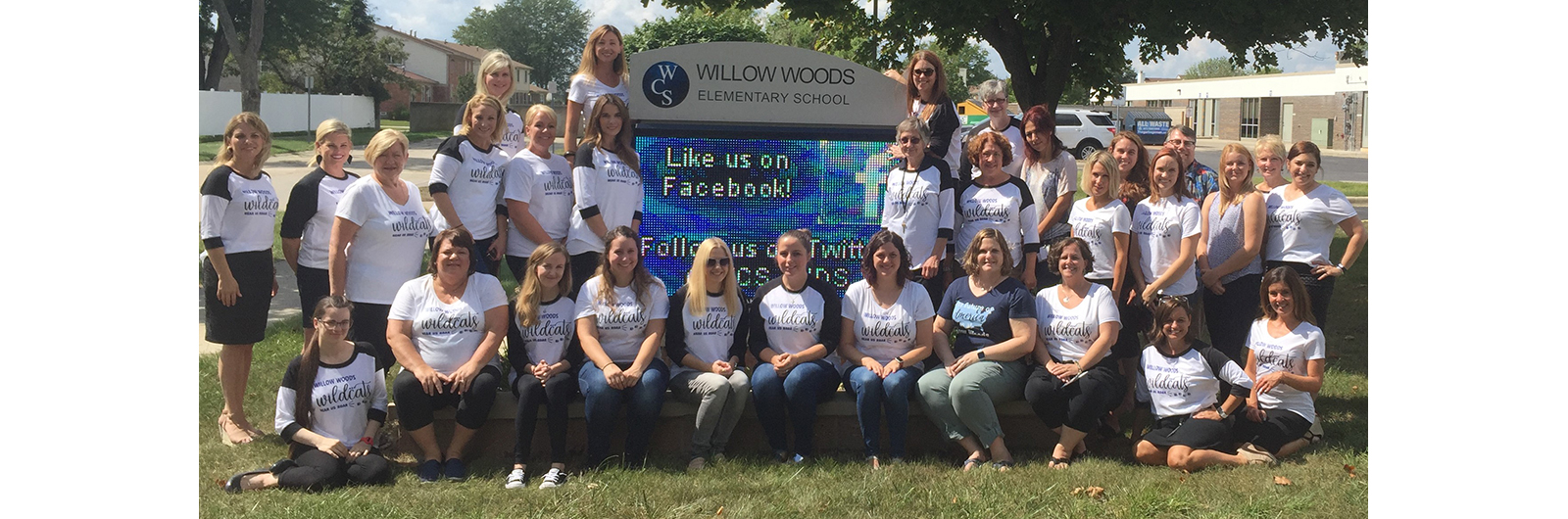 Willow Woods Elementary School Staff